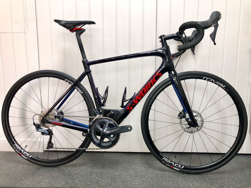 S-Works Roubaix Build click to zoom image