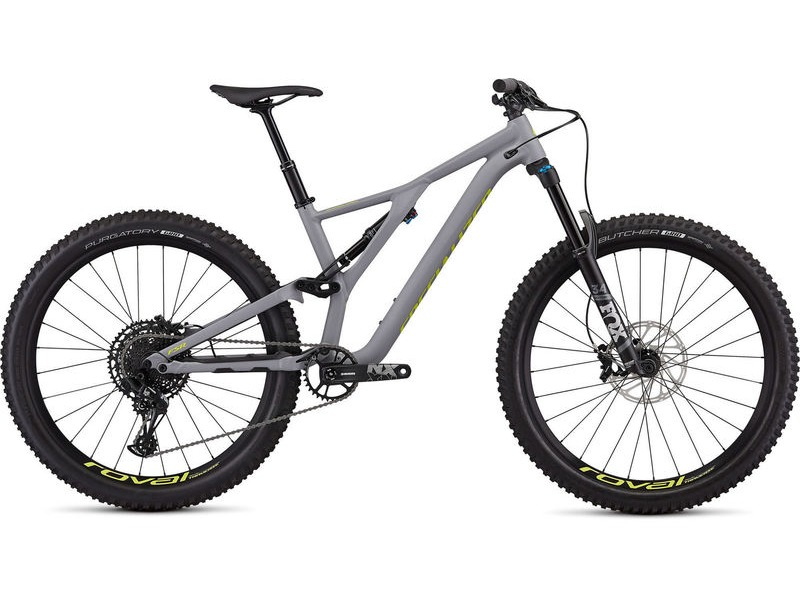 Specialized Stumpjumper Comp Alloy 27.5 12-speed click to zoom image