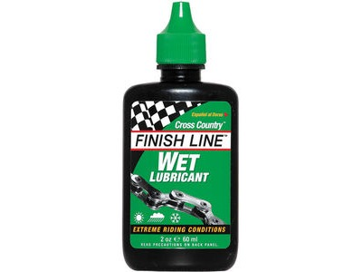 Finish Line Cross Country Wet chain lube 2oz / 60ml