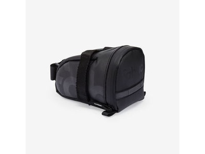 Fabric Contain Medium Saddle bag