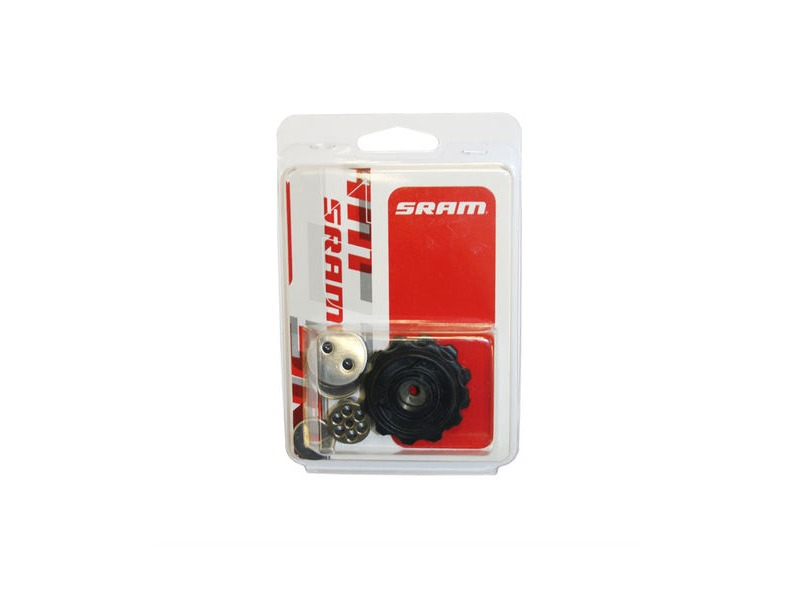 Sram Jockey Wheel Set For X7 04-09/Dualdrive 27/Sx5/X5 Rear Derailleurs 08-10 (1 Pair) click to zoom image