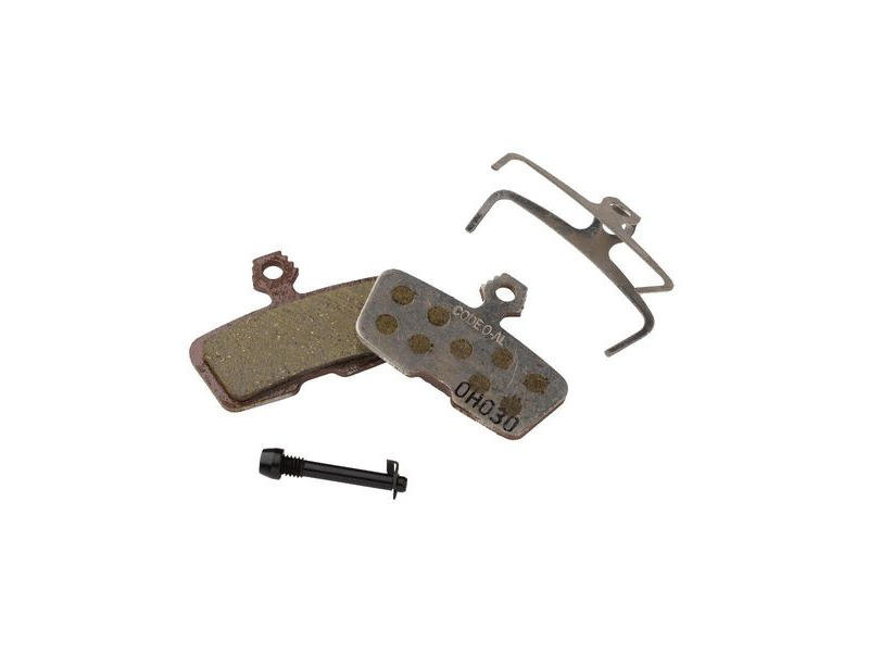 Sram Sram Code My17 Disc Brake Pads Sintered/steel: click to zoom image