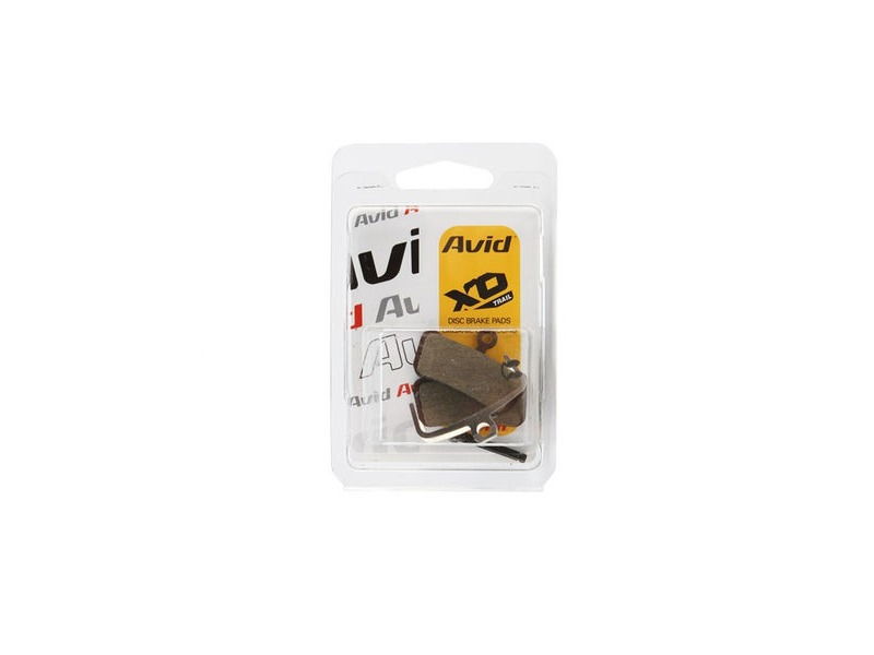 Sram Sram Guide/ Trail Disc Brake Pads Organic/steel (1 Set): click to zoom image