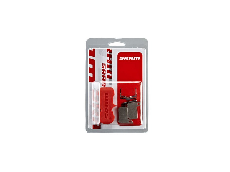 Sram Disc Pads Organic/Steel - Hydraulic Road Disc, Level Ultimate/Tlm click to zoom image