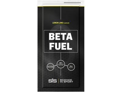 Science In Sport BETA Fuel energy drink powder lemon and lime 50 g sachet