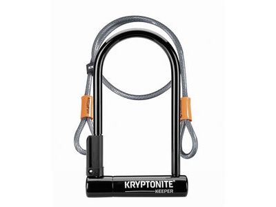 Kryptonite Keeper 12 STD w/bracket