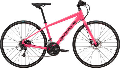 Cannondale Quick 4 Disc Womens 2019